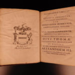 1682 1ed Life of Thomas Becket Archbishop of Canterbury Catholic Martyr Henry II