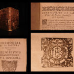 1664 Catholic Ceremonial Liturgy Holy Sepulcher Prayers MASS Chanoinesses Tours