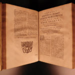 1654 Fundamenta Medicinae Plempius Medicine Descartes Harvey Kepler Optics