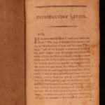 1798 David Levi Defense of Bible Thomas Paine Age of Reason Judaism Deism