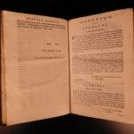 1660 1ed FOLIO Belgian Monk Herincx Summa Theologica Duns Scotus Belgium Antwerp