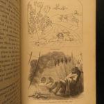 1872 Buffalo Land by Webb Native American INDIANS Buffalo Bill Wild Bill Hickok