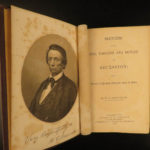 1862 1ed Confederacy & Secession Civil War Brownlow CSA Soldier Provenance VA