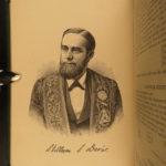 1877 1ed Knights of Pythias Masonic Supreme Lodge Secret Society Freemasonry