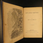 1863 1ed Indian Tribes Smet Rocky Mountains Montana Native Americans Vocabulary