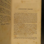 1854 Gold Rush Era USA Constitution Declaration of Independence Hickey