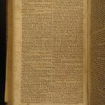 1854 1ed California Gold Rush HUGE MAP Baldwin Complete Gazetteer Americana