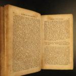 1829 1st ed War of 1812 History Paris Davis Native American INDIANS Algiers