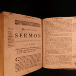 1673 Puritan John Flavel Fountain of Life Bible Sermons Prayers Presbyterian