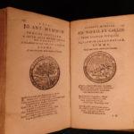 1693 French Emblemata Charles de la Rue Poetry Louis XIV France EMBLEM Royalty