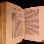 1520 1ed LIVY History of Rome Ab Urbe Condita ALDINE Scipio Africanus Punic Wars