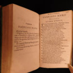 1651 KISSING Dutch John Secundus Everaerts Poetry Erotica Romantic Latin Poems