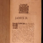1685 1ed Assassination King Charles II England Rye House Plot 2in1 Thomas Sprat