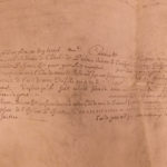 1782 King Louis XVI of France SIGNED & Stamped Vellum Document Paris