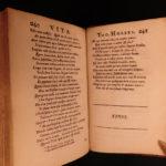 1681 1ed Life of Thomas Hobbes Leviathan Philosophy Bathurst Blackburne Cowley