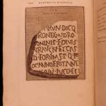 1786 1ed Vatican Secrets Basilica ROME Illustrated Cancellieri Secretariis 4v