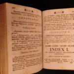 1749 CICERO Marianus Rome Political Philosophy Rhetoric Balthasar Provenance