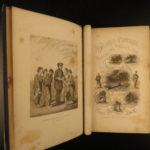 1857 1st ed Habersham VOYAGES Japan China Formosa Korea North Pacific Expedition