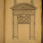1640 Alexandro Francini Italian Architecture Gardens Fountains Arch Engineering