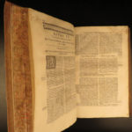 1676 1st ed Life of Saint Martial Bishop of Limoges Catholic Church Gaul Apostle