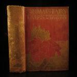 1913 Grimm Fairy Tales Color Illustrated Noel Pocock Rumpelstiltskin Frog-Prince