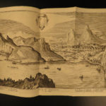 1723 Scheuchzer SWISS ALPS Voyages Illustrated Switzerland Zurich Bern Travel