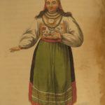 1803 1ed RARE Costumes of Russian Empire Illustrated Scandinavia Russia Finland