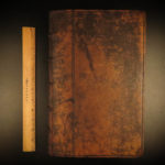 1680 1st ed John Owen Puritan Bible Commentary on Book of Hebrews + PROVENANCE