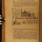 1706 1ed Jewish Burial Funeral Ceremonies Judaica Nicolai Sepulchris Hebraeorum