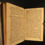 1696 Hebrew Republic Judaism Judaica Republican Semitism Cunaeus + Angels Occult
