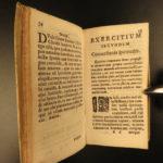 1642 Saint Gertrude the Great Divine Piety Mysticism Benedictine Nun Catholic