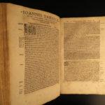 1546 Saint John of Damascus Byzantine Monk Philosophy Dragons Muslims FOLIO