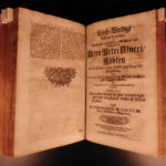 1707 1ed History of GERMANY Heineccius Holy Roman Empire Charlemagne Illustrated