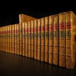 1808 EXQUISITE Froissart & Monstrelet Chronicles Medieval 100 Years War 25v SET