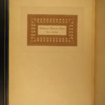 1913 Rubaiyat Omar Khayyam Limited Edition Persia Mystical Poetry Riccardi Press