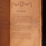 1801 Declaration of Independence Oration Americana Speeches Ezekiel Whitman