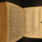 1553 Crescenzi Agriculture HERBAL Botany Hunting Italian Wine Ruralia Commoda