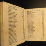 1597 Bernardo Tasso Italian Letters Annibal Caro Pietro Bembo Pope Clement VII