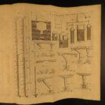 1749 Isaac NEWTON & Martyn Philosophical Transactions Physics Optics Science