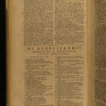 1763 EXORCISM Demons Roman Ritual Catholic Church Liturgy Occult Baruffaldi