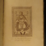 1796 1ed Medieval Dress & Habits of England Costumes Illustrated Knights Strutt
