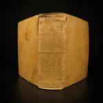 1571 RARE Letters of Illustrious Men Annibal Caro Paolo Manuzio Italian Humanism