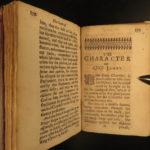 1650 1ed King James of England Court & Character Weldon Ireland anti Jacobean