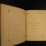 1879 Rubaiyat Omar Khayyam Philosophy Persia Mysticism + Salaman & Absal Jami