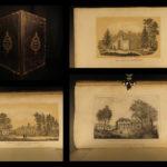1841 Monuments of George Washington's Patriotism Illustrated Documents FOLIO