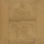 1865 EXQUISITE Binding Queen Mary's Psalter Medieval Bible ART Sketches Westlake