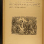 1884 Atala by Chateaubriand Gustave DORE Art Illustrated Native American Indians