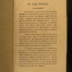 1807 1ed Peace Without Dishonor anti Revolutionary WAR Argument Propaganda Ships