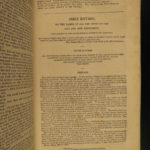 1848 Hannah More Strictures of Female Education Women's Rights Feminism 2v