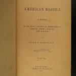 1869 American Bastile Prisons Lincoln Assassination Trial John Marshall Justice